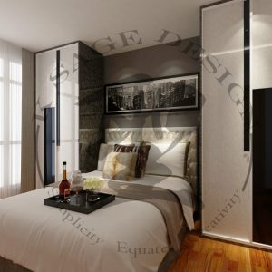 Blk215A Compassvale drive#05-512(master bedroom)